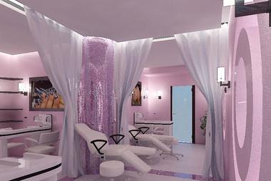 Проектирование салонов красоты